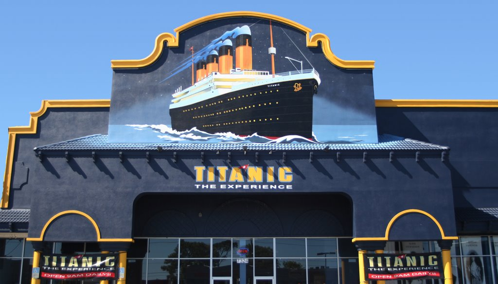 Titanic_The_experience_museums_american_vacation_living_orlando - disney